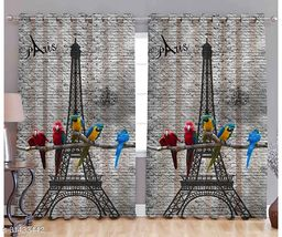 Trendy Fancy Curtains & Sheers