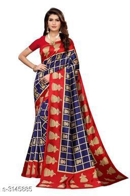 Trushti Kitsch Mysore Silk Saree
