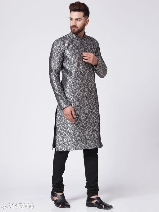 Elegant Trendy Men's Kurta Set