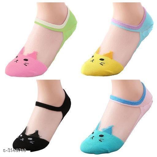 Beautiful Women's Multipack Multicolor Socks