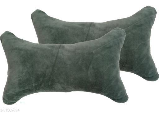 Velvet Car Pillow Cushion