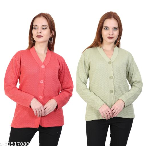 Urbane Modern Women Sweaters