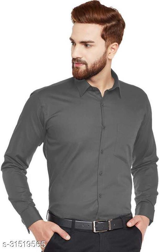 Trendy Fashionista Men Shirt Fabric