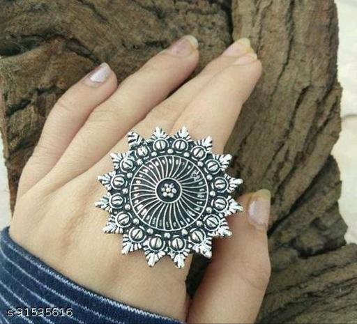 Mad Over Fashion Stylish Fashionable Diva Ring