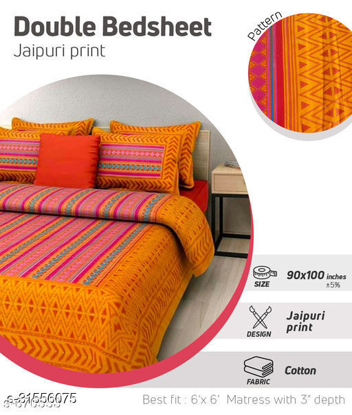 Ravishing Stylish Bedsheets
