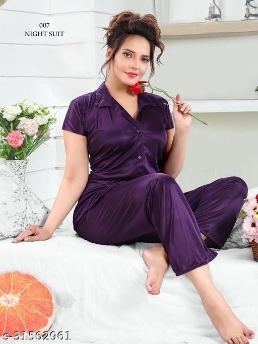 Eva Adorable Women Nightsuits