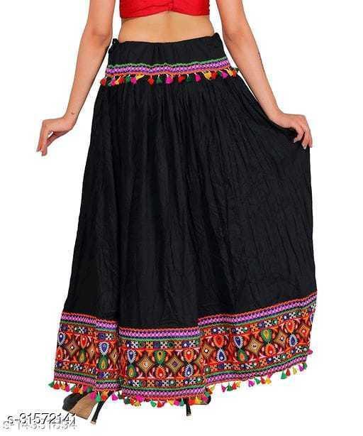 jaipuri embroidery skirts