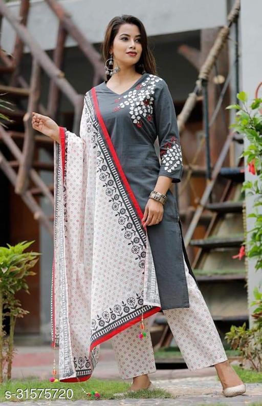 Trendy Pretty Women Kurta Sets