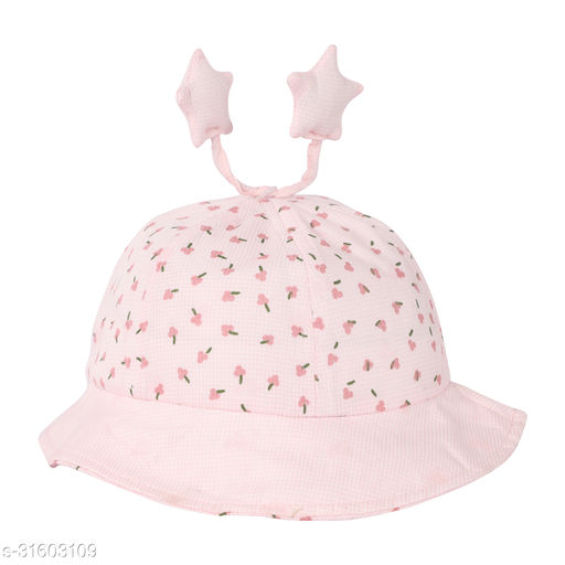 Stars Bucket fisherman Phorbidden hat for kids baby boys or girls of age 1 to 4yrs Cute trending hats