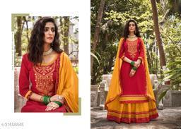 Banita Voguish Salwar Suits & Dress Materials