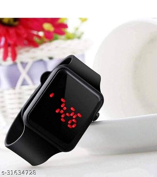 Trendy mens watches