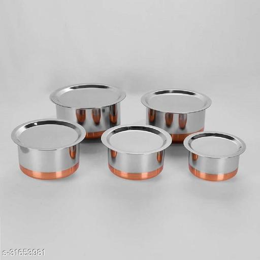 Designer Milk Pots & Topes