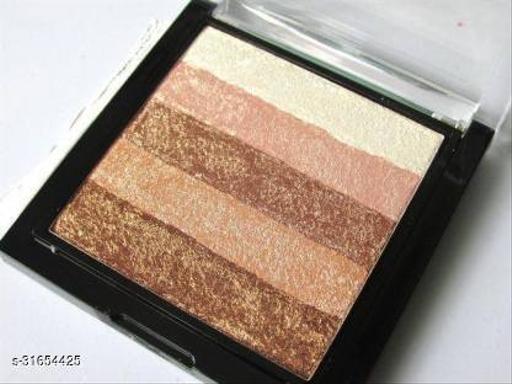 Lyon Beauty BRICK HIGHLITER LB B400011 (Shade-104) Highlighter(Multicolor)