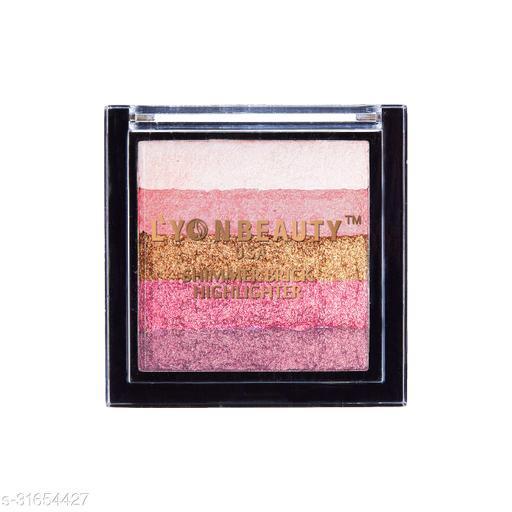 Lyon Beauty BRICK HIGHLITER LB B400011 (Shade-103) Highlighter(Multicolor)