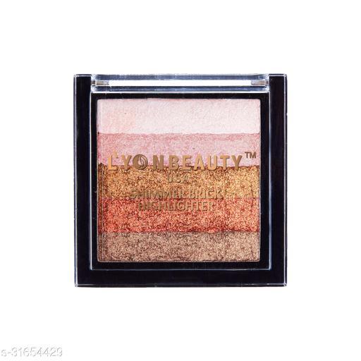Lyon Beauty BRICK HIGHLITER LB B400011 (Shade-101) Highlighter(Multicolor)