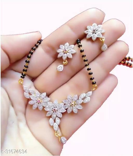 Shimmering Elegant Mangalsutras