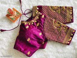 Womens Blouse with Heavy Phantom Silk