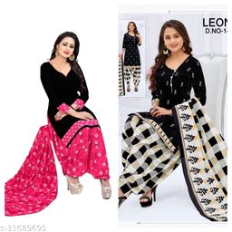trendy womens suit materials(pack of 2)
