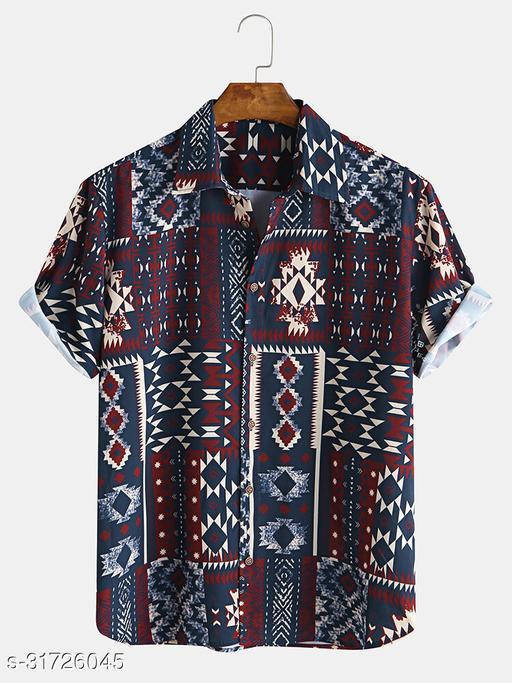 Trending Printed Casual Shirt