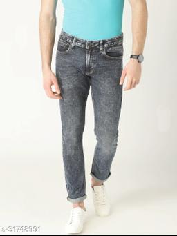 Casual Unique Men Jeans