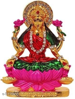 Religious Idols & Paintings Elegant Idol  *Material* Brass  *Size* Free Size  *Description* It Has 1 Piece Of  God Idols  *Sizes Available* Free Size *    Catalog Name: Colourfull Elegant Idols Vol 15 CatalogID_436373 C128-SC1316 Code: 353-3175803-