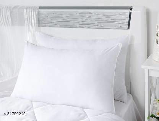 White Pillow Reliance Recorn Fiber Quality 16x26 Inch Reliance Recorn Fiber Quality 16x26 Inch