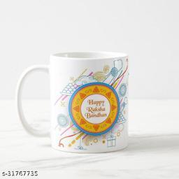 Printed Ceramic Coffee Gift Mug