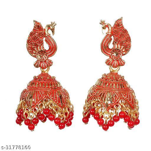 Trendy  Glittering Earrings