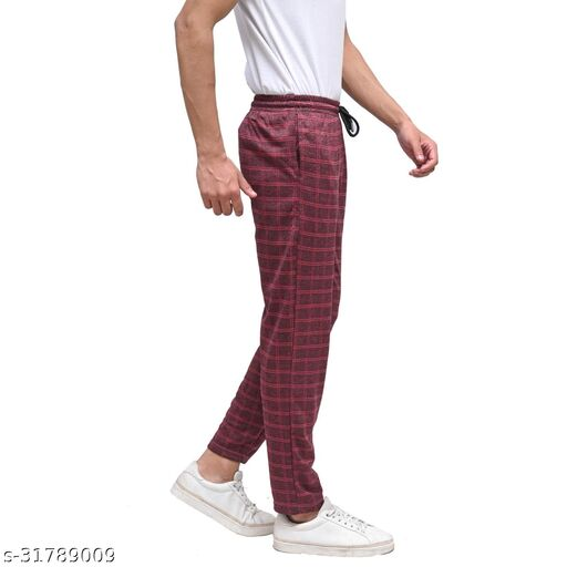 Printed Track Pant For Men Stylish