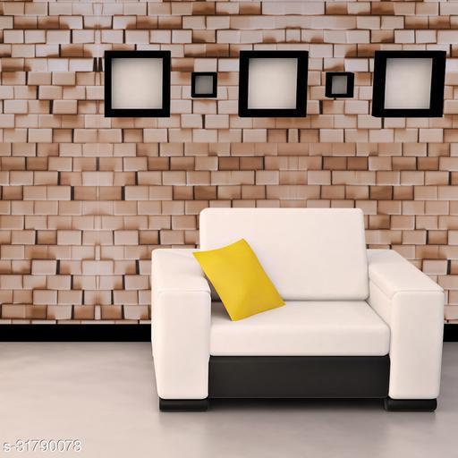 3D Wallpaper for walls, Self Adhesive wall Sticker - 45cm x  5M - 516