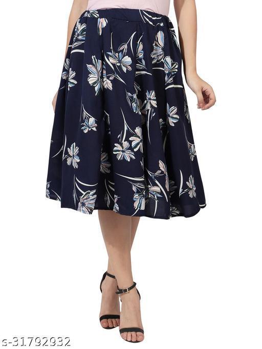Fancy Trendy Women Western Skirts