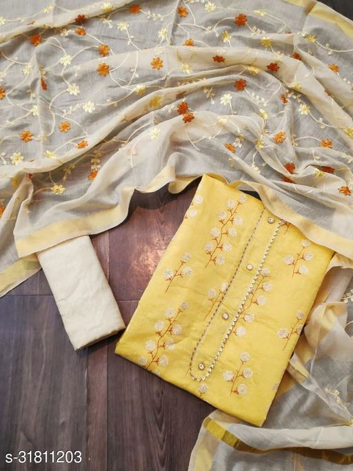 Trendy Graceful Salwar Suits & Dress Materials