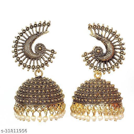 Glittering Earrings