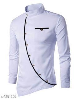 Trendy Cotton Button Men's Kurta
