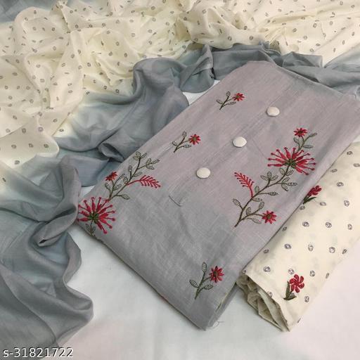 Fancy Petite Salwar Suits & Dress Materials