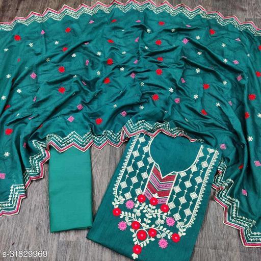 Fancy  Voguish Salwar Suits & Dress Materials