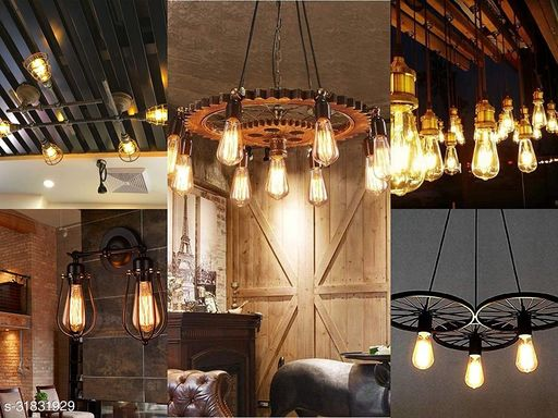 Classy Electronic Hanging Lights