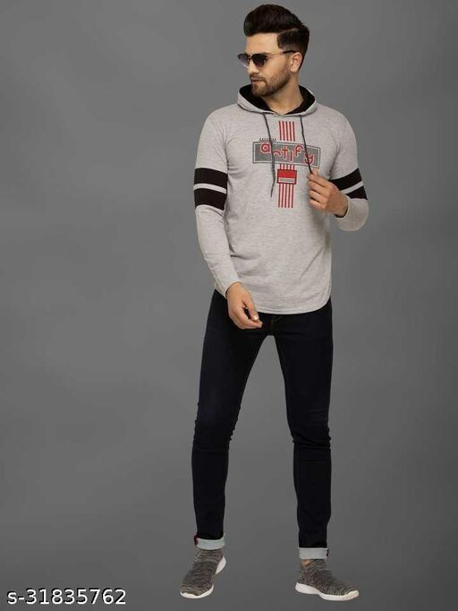 Trendy Retro Men Sweatshirt