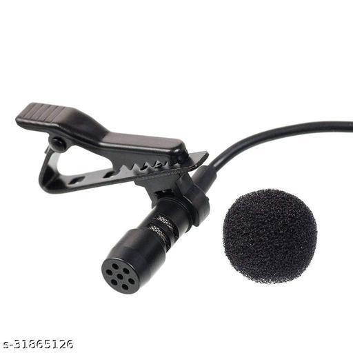 Fancy microphone
