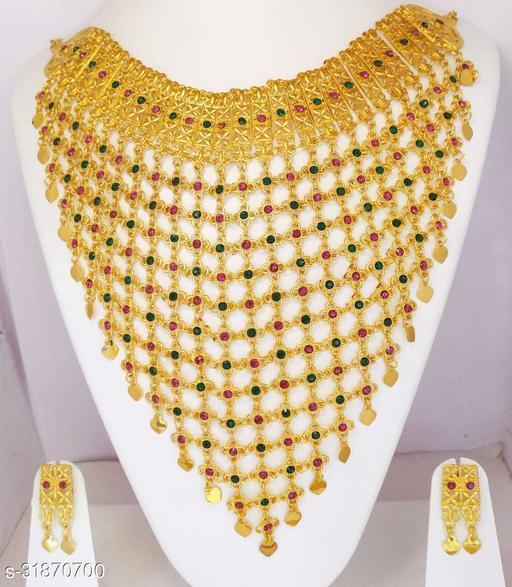 Elite Bejeweled Women Jewellery set