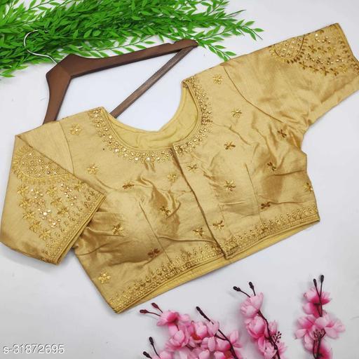stylish  Silk Blouse