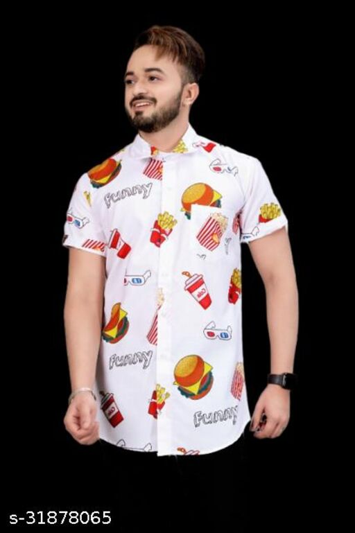 Classy Retro Men Shirts