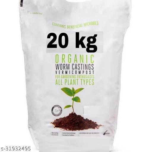 100% organic vermicompost 20kg