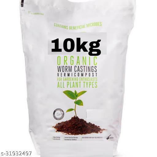 100% organic vermicompost 10 kg