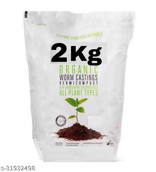 100% organic vermicompost 2kg