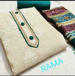 Jivika Refined Salwar Suits & Dress Materials