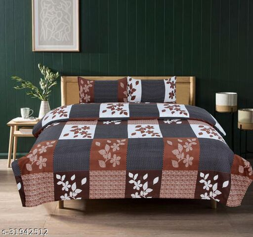 Attractive Cotton Bedsheets