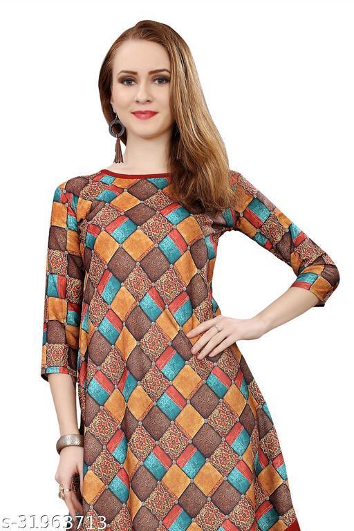 Women Stylish Fancy Western Dress one