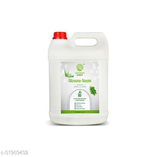 Alovera -Neem HandSanitizer 5 liter