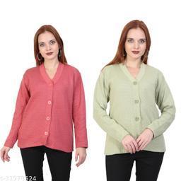 Classy Retro Women Sweaters
